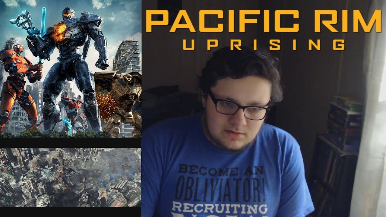 Pacific Rim Uprising IMAX Exclusive Trailer REACTION
