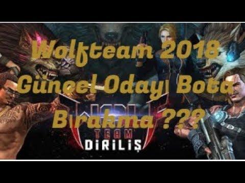 WolfTeam 2018 Odayı Bota Bırakma Programsız !!!