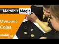 Marvin's Magic Dynamic Coins Trick
