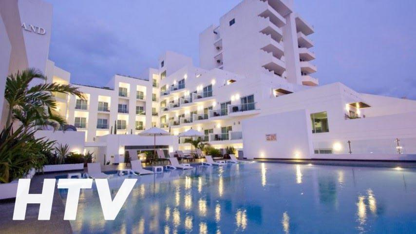 coral island hotel spa en mazatl n youtube. Black Bedroom Furniture Sets. Home Design Ideas