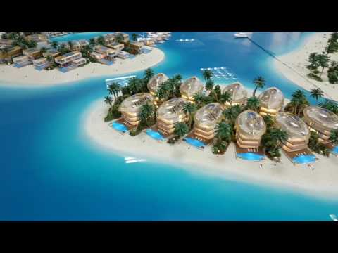 Heart of Europe: UAE World Islands – Part 1: Model Overview