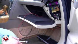 2005 - 2009 Audi A6 iPod AUX USB Adapter Install Dension GW51MO2 Spec.dock AUDIC6V2i Part 3 of 5
