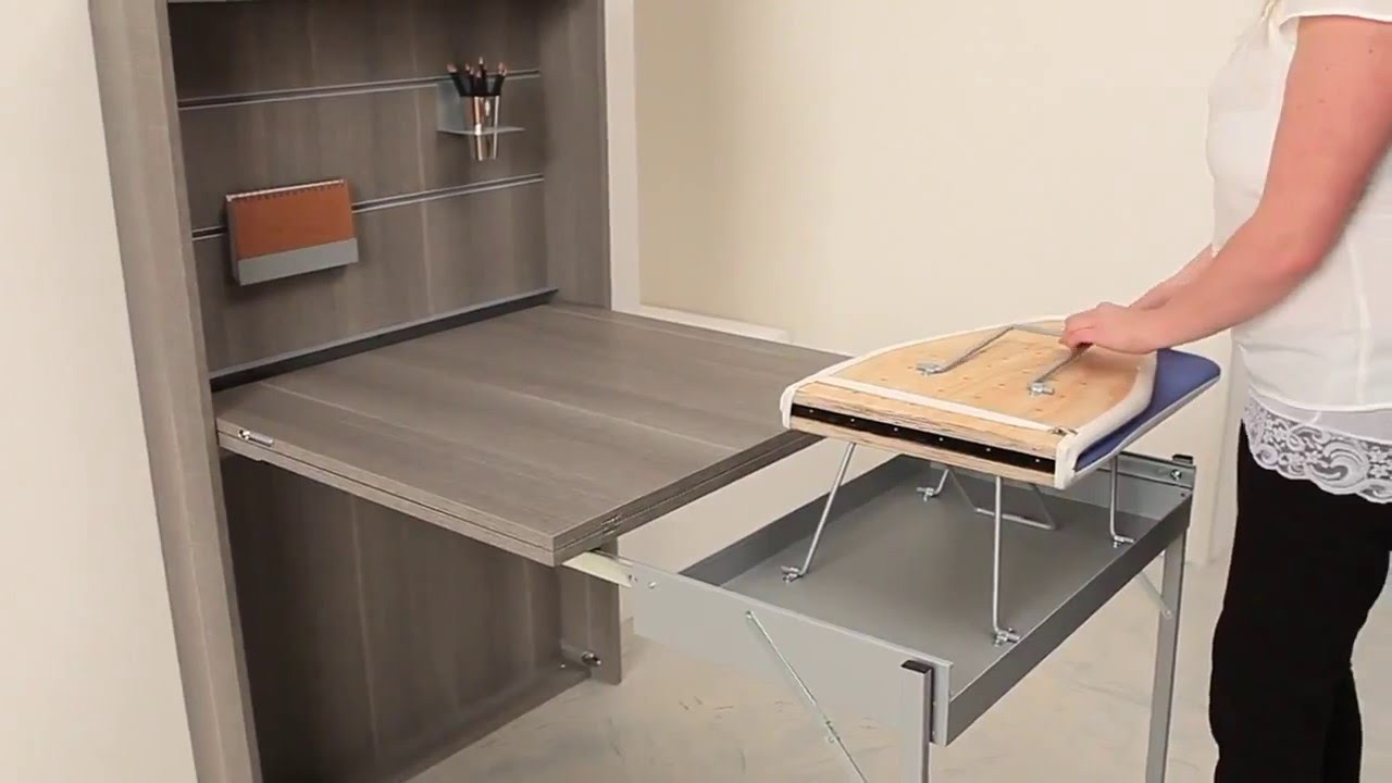 Space saver table tavolo salvaspazio galileo by maconi for Tavolo salvaspazio