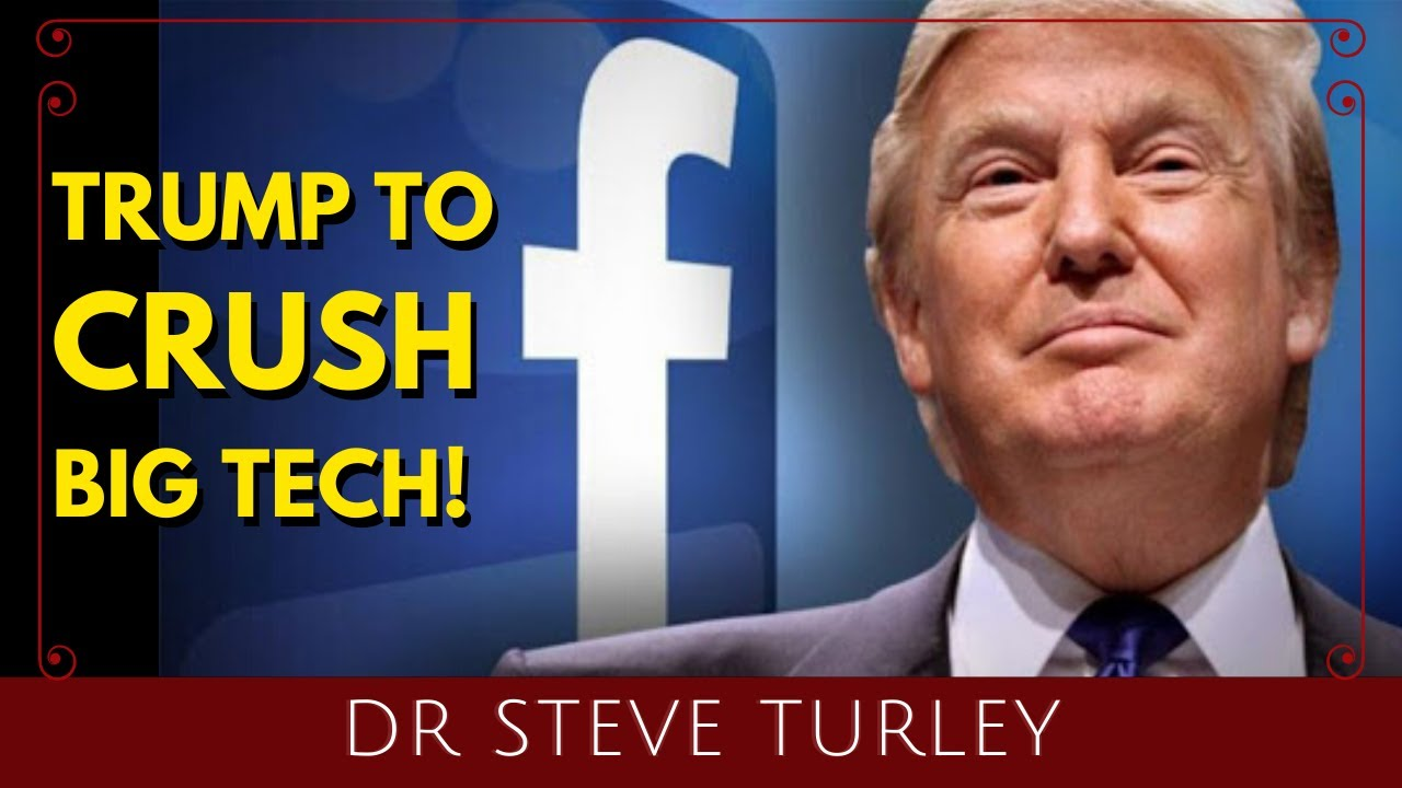 DEPT of JUSTICE to CRUSH BIG TECH as Facebook BANS Trump Ad ATTACKING ANTIFA!!!