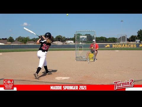 Maddie Springer 2021