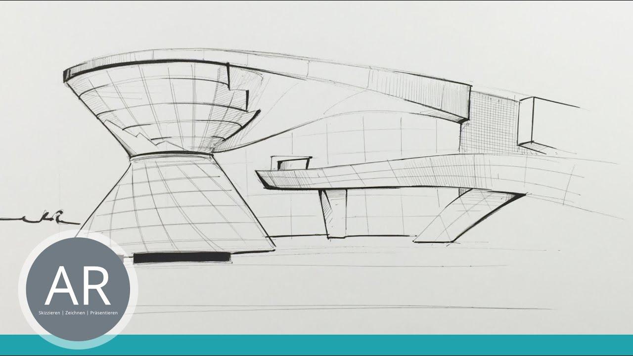 Zeichnen und Modellbau : planen und entwerfen ; skizzieren ...