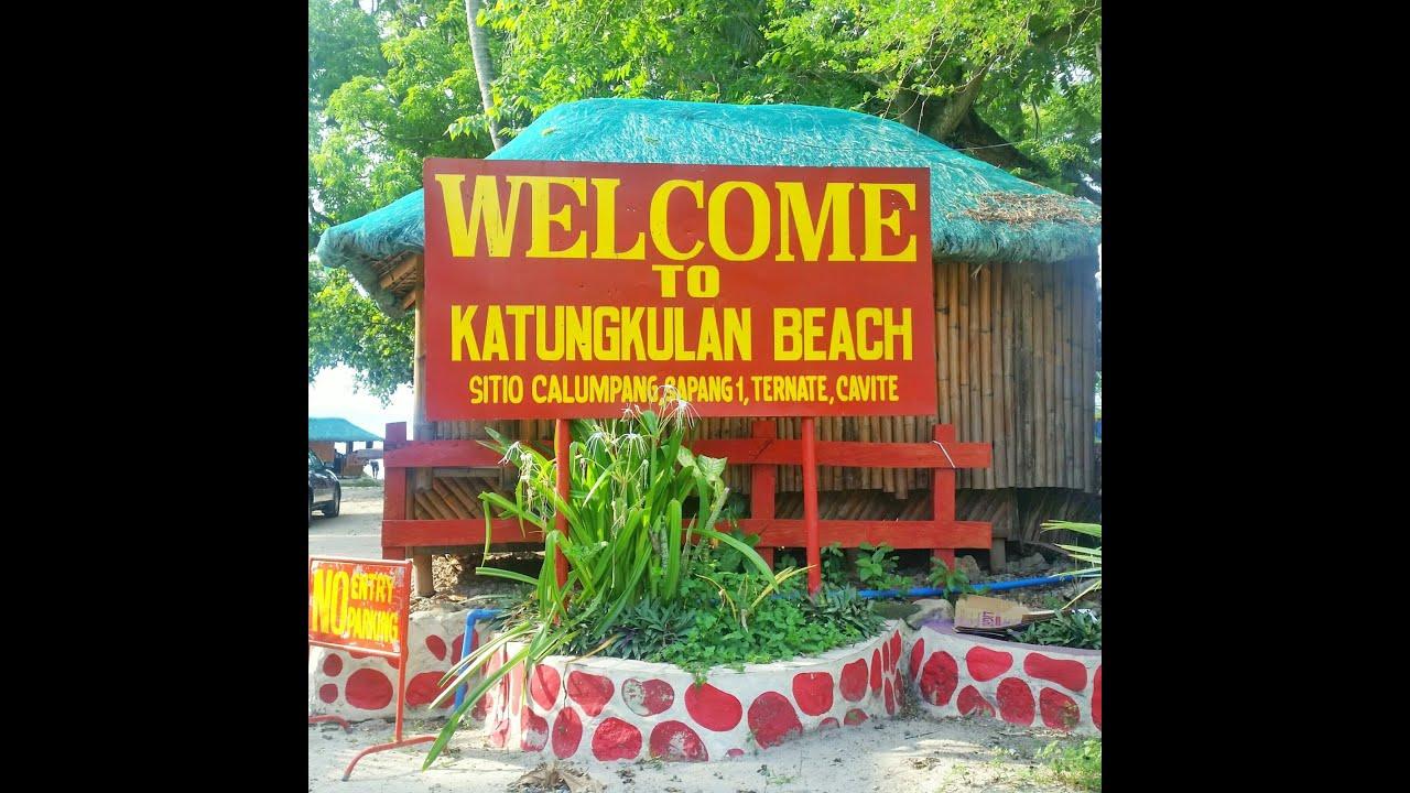 katungkulan beach resort YouTube