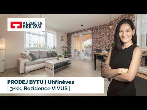 Prodej bytu 3+kk v projektu VIVUS v pražské Uhříněvsi