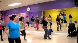 P&C Dance Studio Zumba Fitness Tamarindo