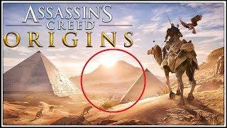 Assassin's Creed: Origins - ПОКАЗАЛИ ВСЮ КАРТУ ДРЕВНЕГО ЕГИПТА / ВЕСЬ ИГРОВОЙ МИР