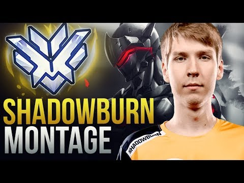 Best of ShaDowBurn - RUSSIAN DPS GOD - Overwatch Montage