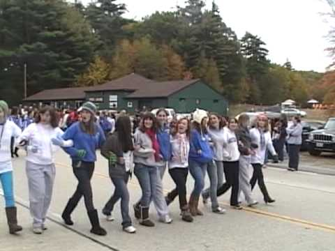 Scituate High School homecoming parade