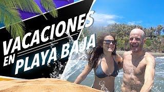 Vacaciones en la Playa Baja . Facundo