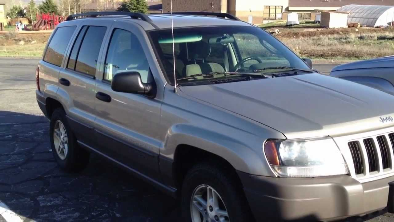 Charming 2004 Jeep Grand Cherokee Laredo Short Take (start Up, Exhaust, Interior,  Engine)   YouTube Design Ideas