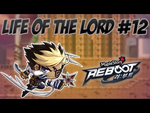 Maplestory Reboot: Life Of The Lord #12 I Shaolin Temple