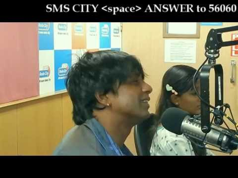 Duniya Vijay   Action Jackson Exclusive Interview   Radio City Bangalore