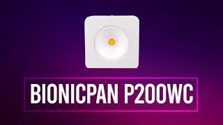 BionicPan P200WC - Éclairage LED pour plantes - BionicLed