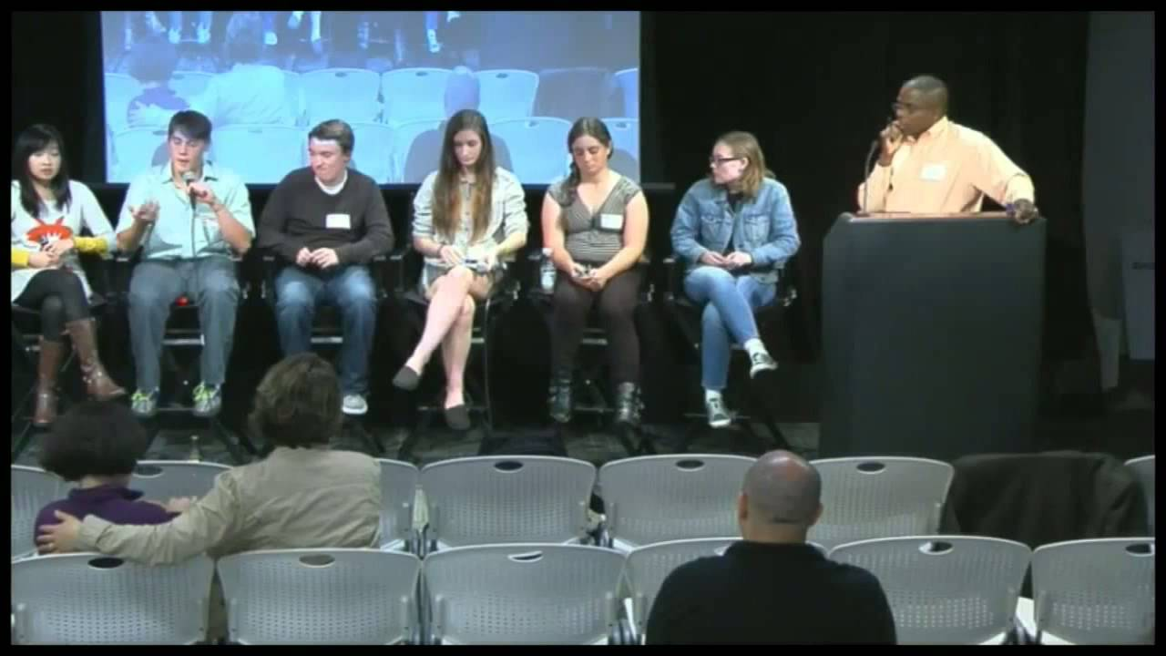 Panel Discussion: Teens with Learning Differences - YouTube