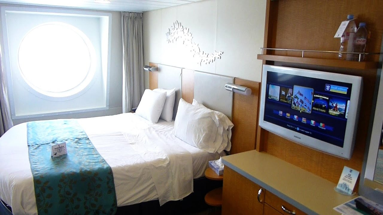 Oasis of the seas family oceanview cabin 11528 youtube for Oasis of the seas cabin