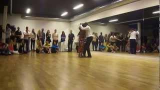 Видео: Paulo Cruz and Lanna - Goteborg June 2012