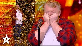 Singer From Manchester Gets GOLDEN BUZZER & Sings With Judge on Portugal's Got Talent 2020