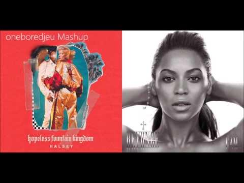Halsey's Halo - Halsey vs. Beyoncé (Mashup)