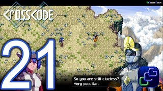 CrossCode PC Walkthrough - Part 21 - Autumn's Fall, RAID, Vermillion Wasteland