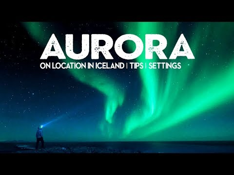 Essential PHOTOGRAPHY TIPS to capture AWESOME NORTHERN LIGHTS photos