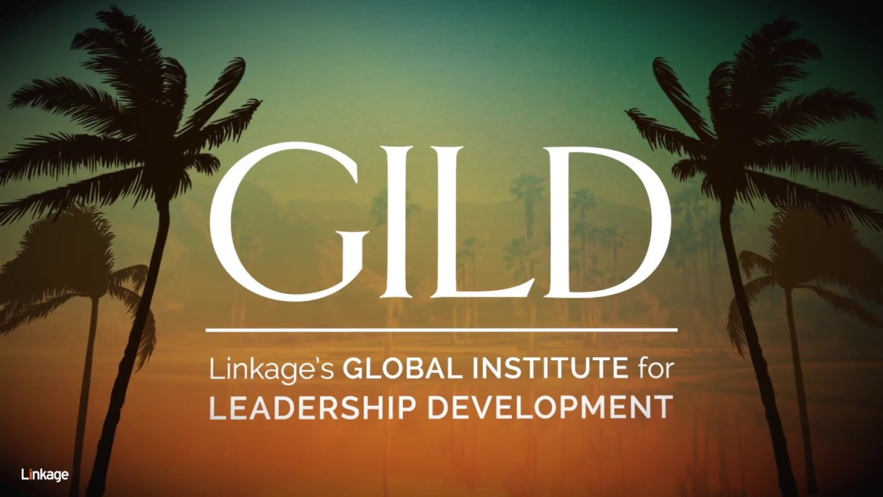 Dr. Christine Whelan at Linkage's GILD Asia 2018: Becoming a Leader - What Really Works