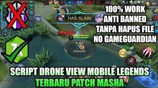 drone view mobile legend terbaru