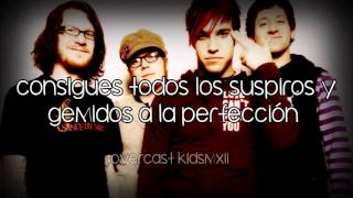 "Fall Out Boy - A Little Less Sixteen Candles, A Little More ""Touch Me"" 