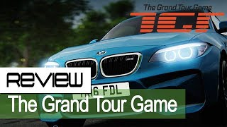 The Grand Tour Game (PS4) ★ Games Review ★ [HD] ★ German | Deutsch