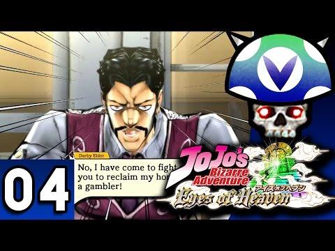 [Vinesauce] Joel - Jojo's Bizarre Adventure: Eyes of Heaven ( Part 4 )