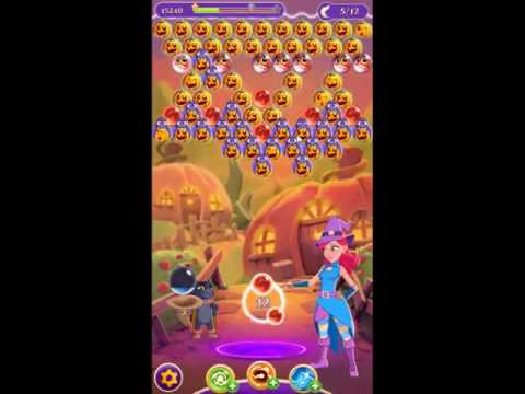 Bubble Witch Saga 3 Level 212 - NO BOOSTERS 🐈