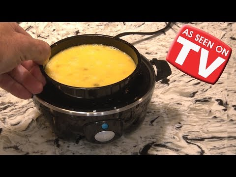 As Seen on TV - Fastest Breakfast Gadgets Showdown - TESTED!
