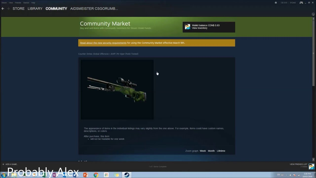 How to search Steam Market for skins with Stickers in CS:GO | Save lots of $