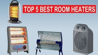 Top 5 Best Room Heaters in India 2017-2018