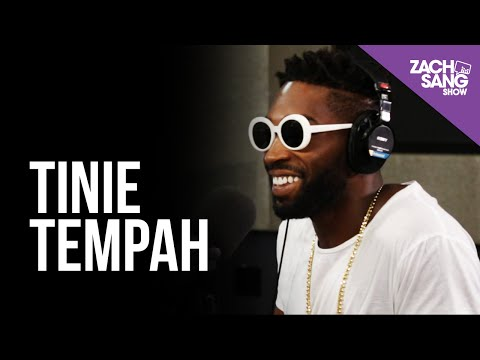 Tinie Tempah | Full Interview
