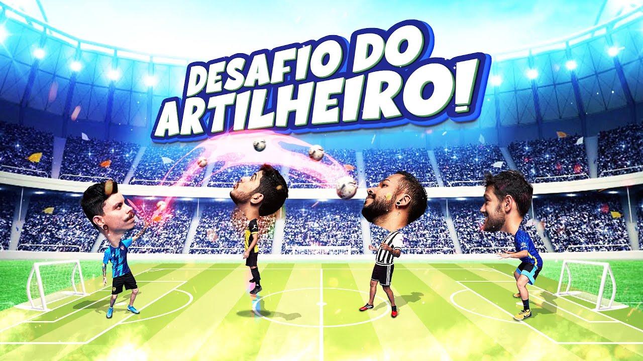 DESAFIO - ARTILHEIRO FT. SORRISO