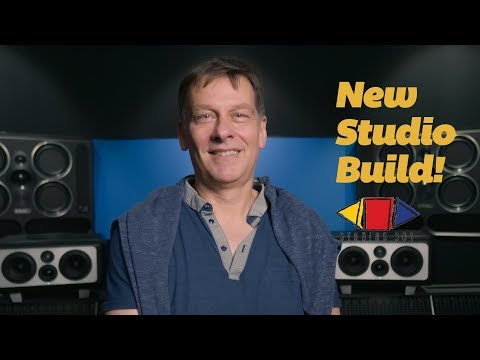 Australia's Newest World-class Studio Build