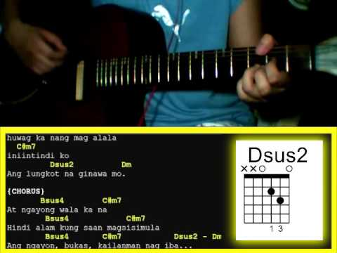 I by 6 Cycle Mind - Guitar Chords - YouTube