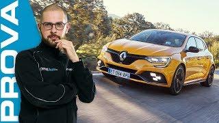 Renault Megane RS   Il divertimento con la trazione anteriore
