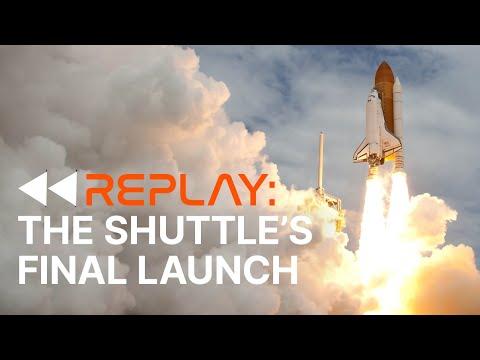 NASA's Final Space Shuttle Launch 10th Anniversary Replay