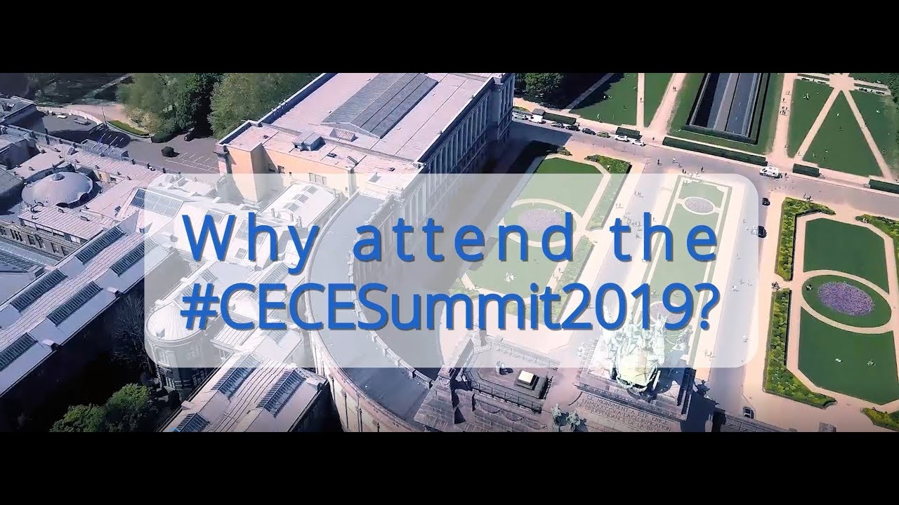 CECE Summit 2019 - teaser