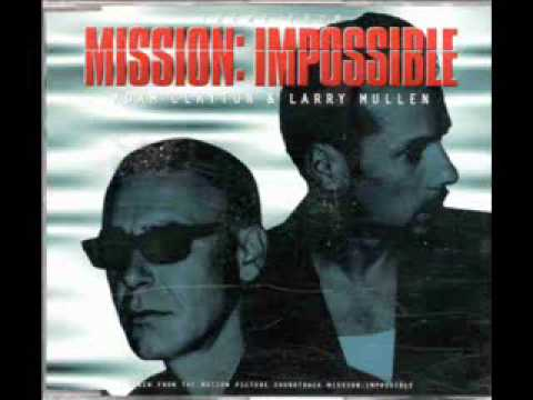 Adam Clayton  Mission Impossible