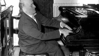 Liszt  Transcendental Etude No  11  Harmonies du Soir Kentner