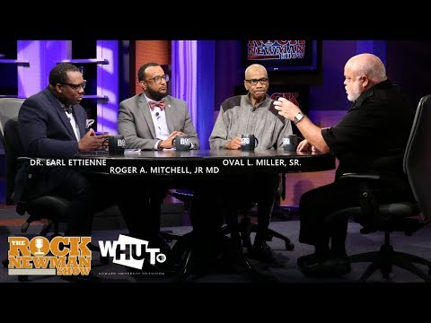 The Opioid Crisis on The Rock Newman Show