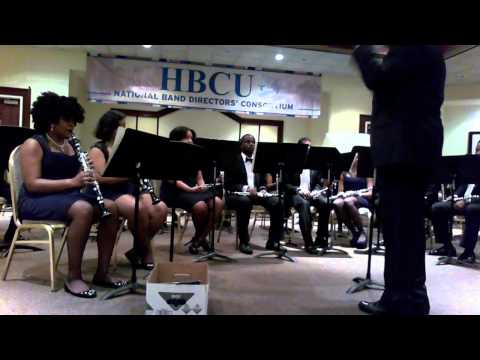 PVAMU Wind Ensemble - Trittico