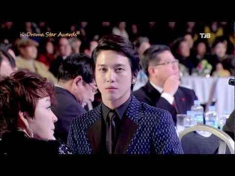 121208 ㅋㅋㅋ... 정용화 Jung Yong Hwa (K-Drama Star Awards)