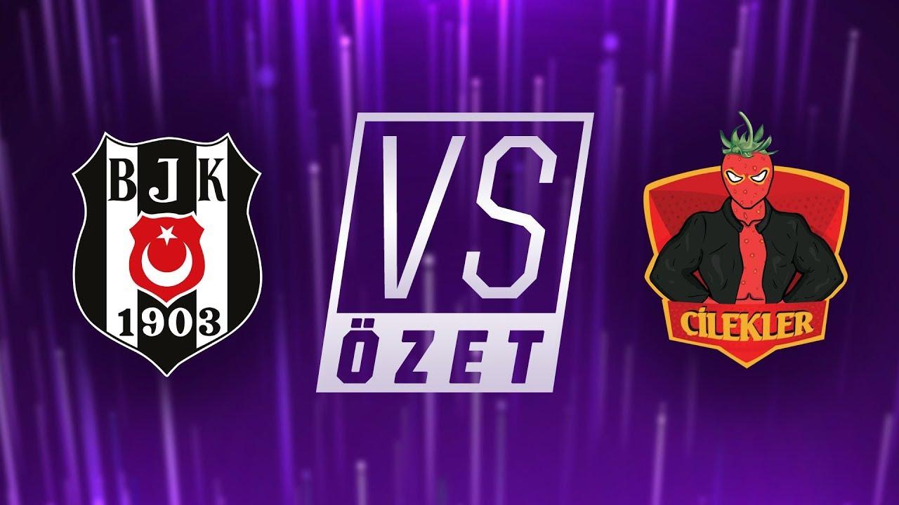 BJK vs CLK Maç Özeti 1.Maç (Yükselme Ligi) Videosu